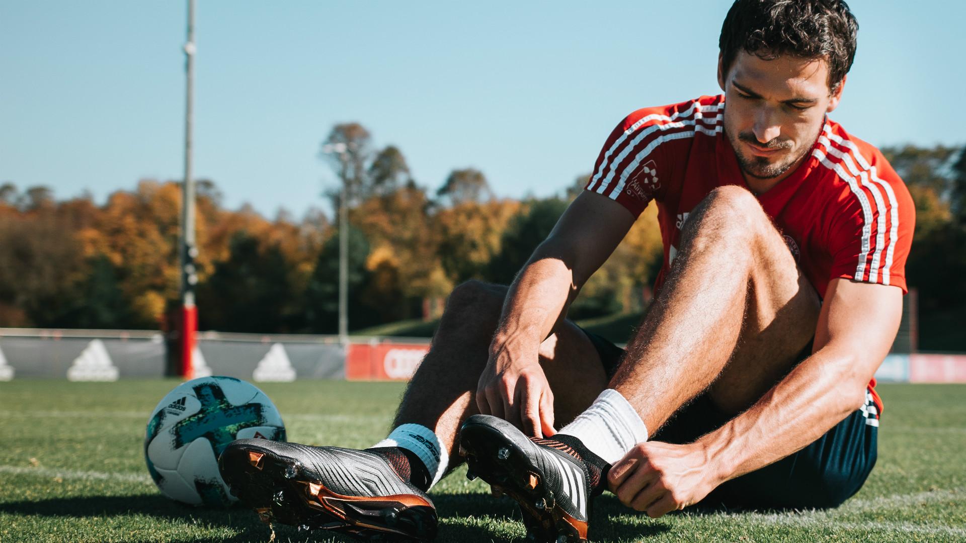 Mats Hummels Adidas Predator 18+