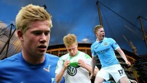 Evolusi Kevin De Bruynes Di FIFA