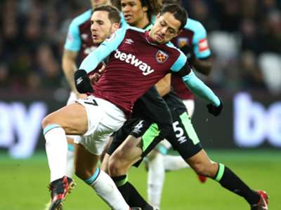 Javier Hernandez Chicharito West Ham United