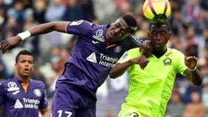 Boubakary Soumare Ibrahim Sangare Toulouse Lille Ligue 1 21042019