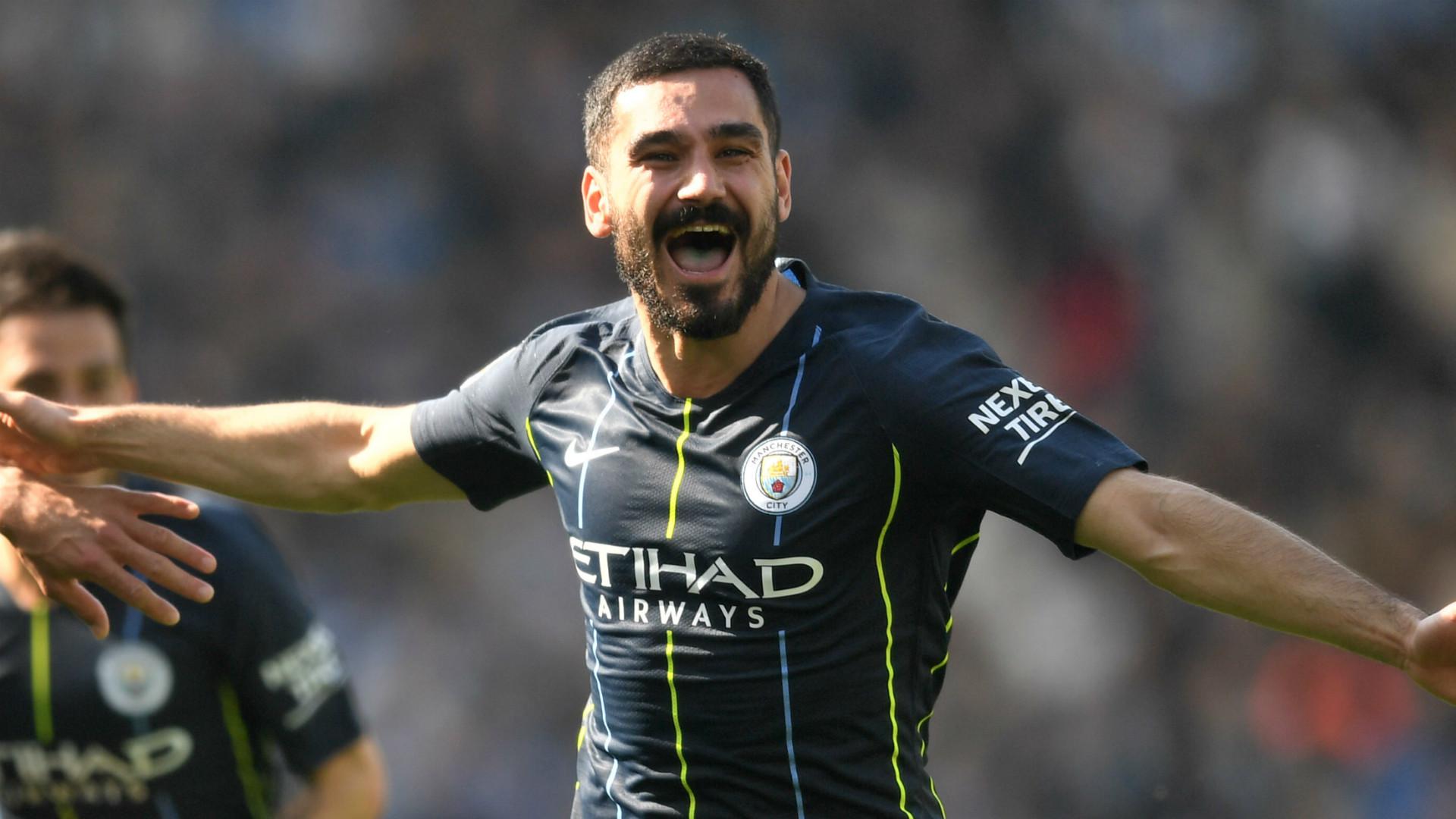 Gundogan confirms he wants to re-open Man City contract talks