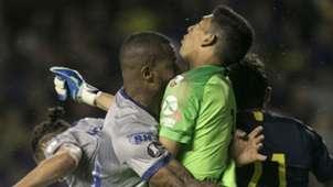 Boca Cruzeiro Copa Libertadores Esteban Andrada Dede 200918