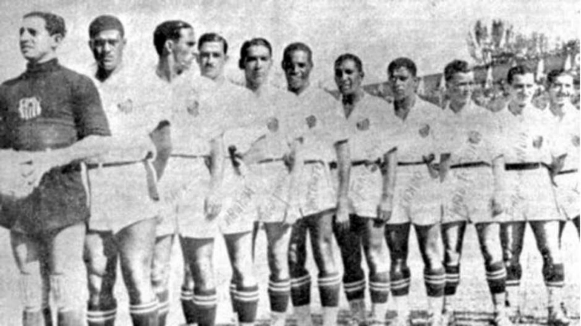 Santos - 1935