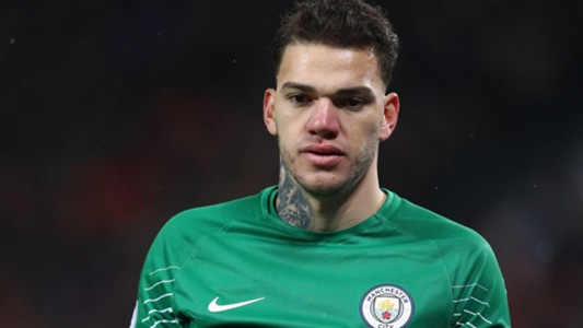 Ederson Manchester United Manchester City Premier League 10122017