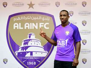 Ahmed Khalil signs for Al Ain