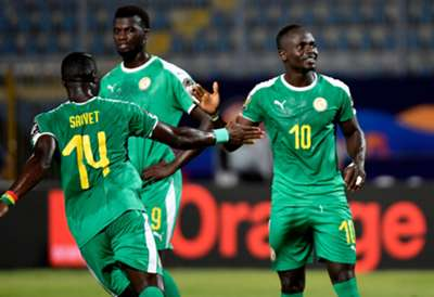 Sadio Mane Senegal Kenya CAN 2019