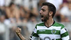 Bruno Fernandes Sporting Club