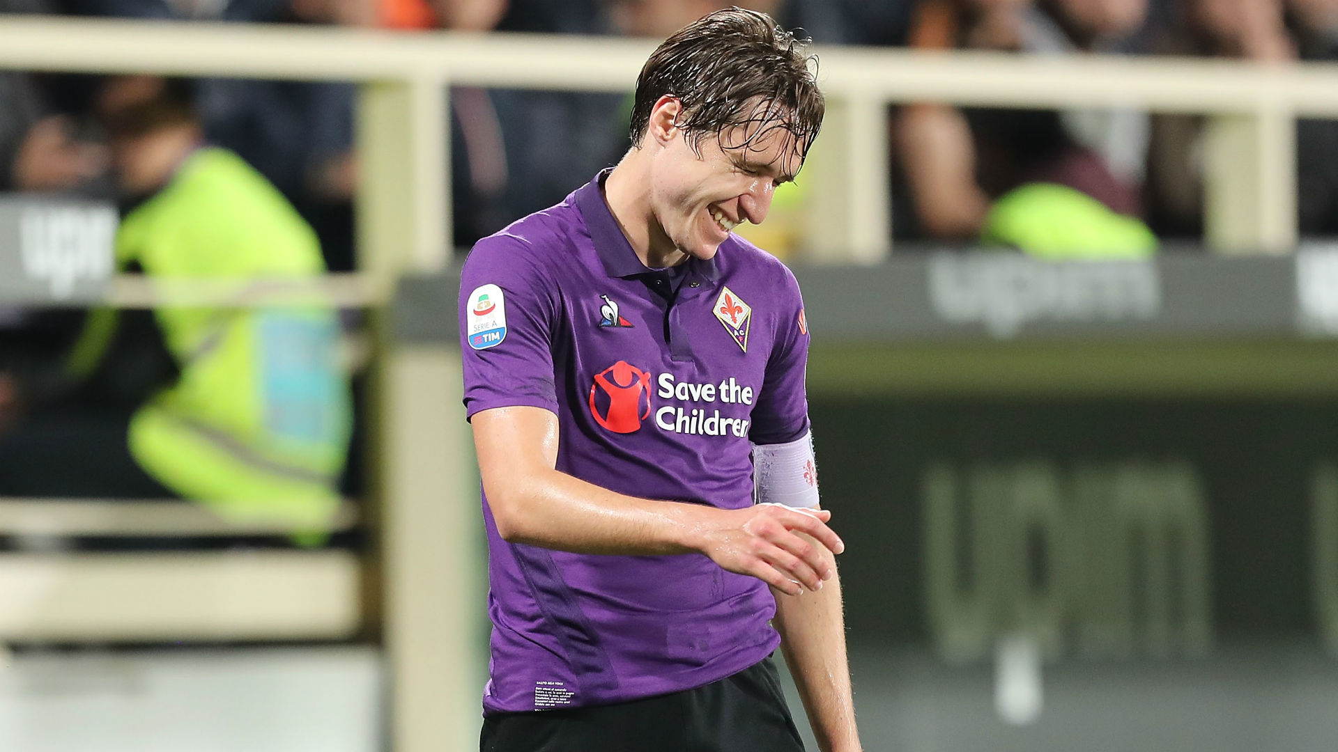 Federico Chiesa Fiorentina Milan Serie A