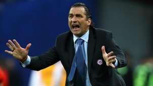 Juan Antonio Pizzi Alemania Chile Copa Confederaciones 020717
