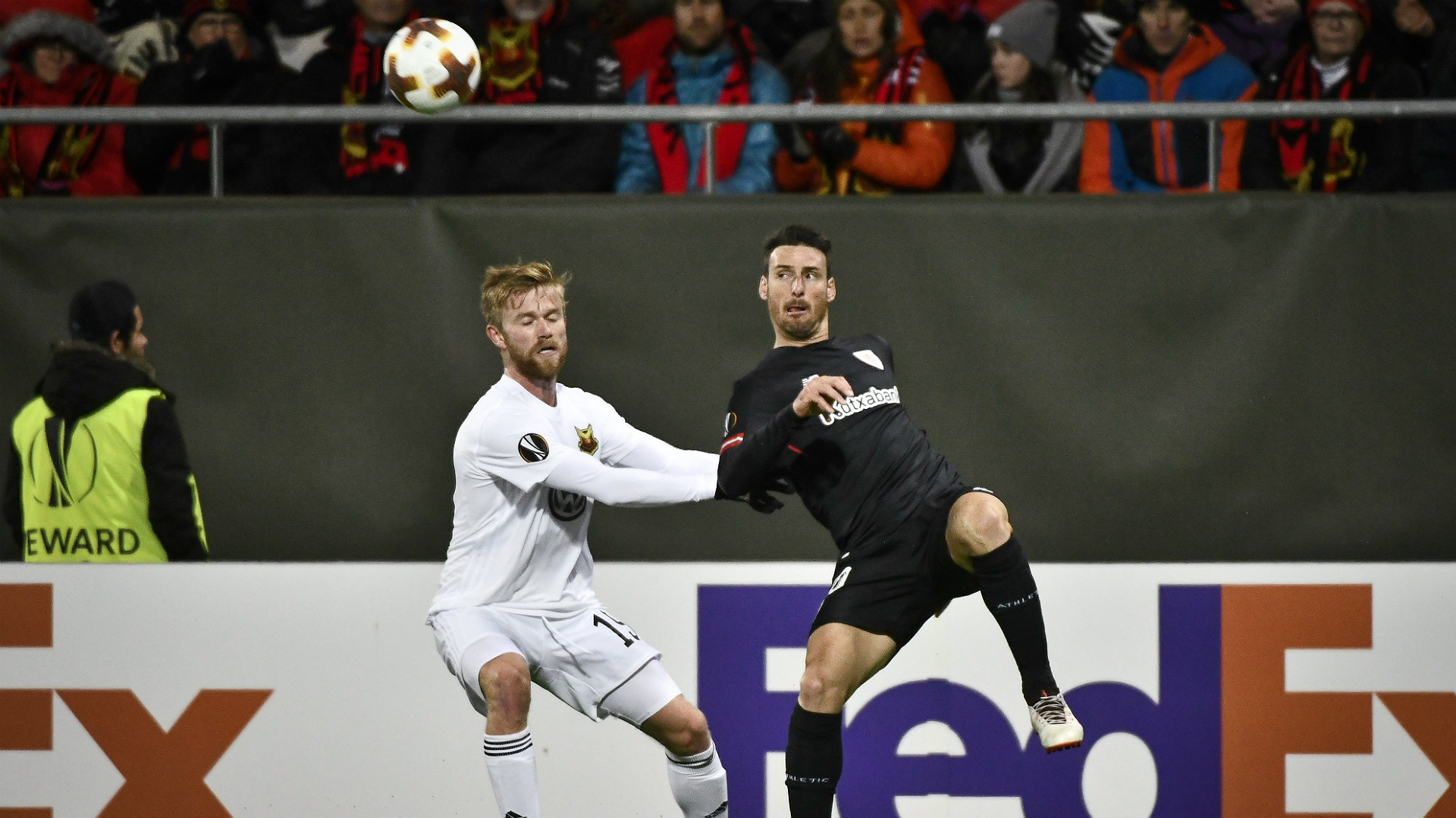 Aduriz Ostersunds Athletic Bilbao UEFA Europa League
