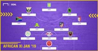African XI January 2019