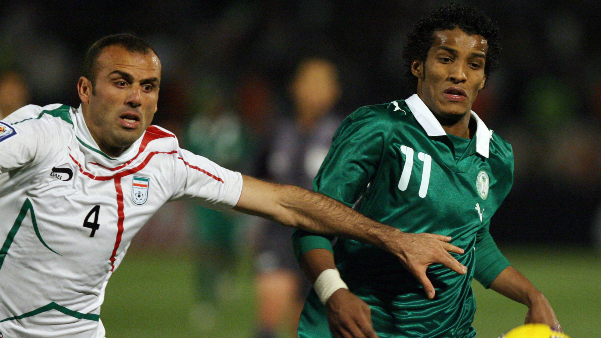 Iran Arabia Saudita 2008