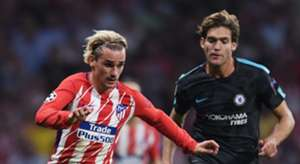 Marco Alonso Chelsea Atletico Madrid
