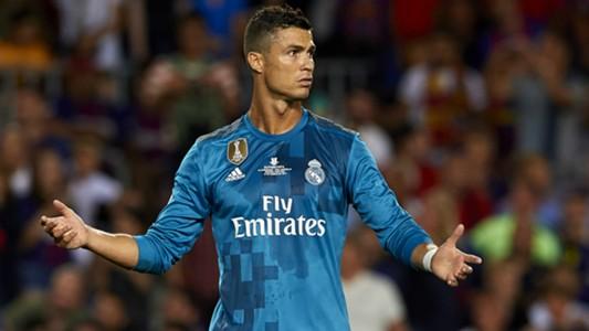 Cristiano Ronaldo Real Madrid Supercopa de Espana