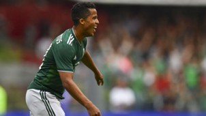 Giovani dos Santos Mexico Scotland international friendly 2018