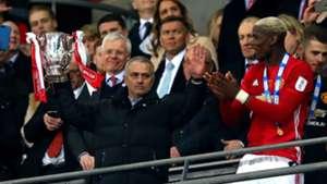 Jose Mourinho Paul Pogba Manchester United League Cup