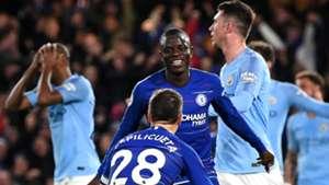 Ngolo Kante Chelsea Manchester City