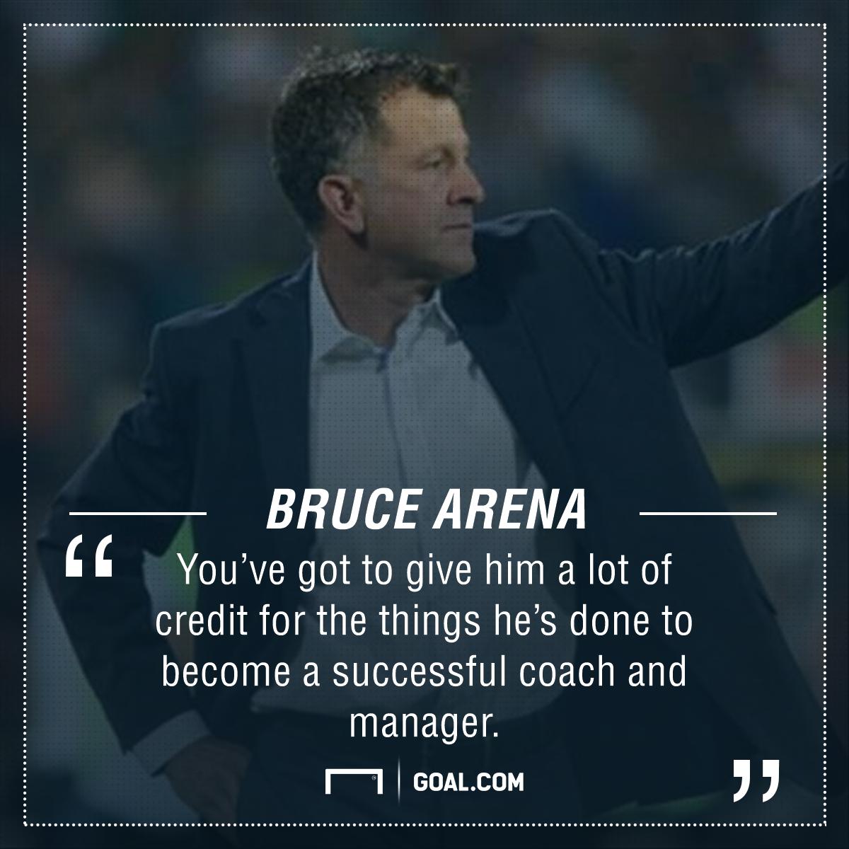 Bruce Arena quote