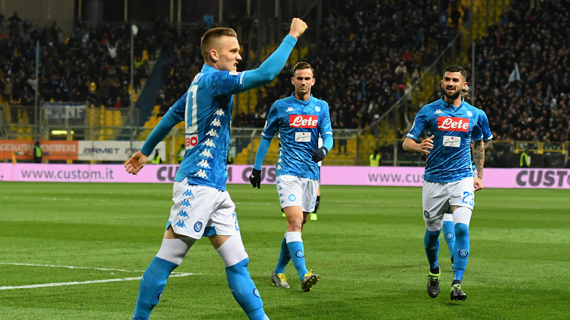 Serie A match report Napoli v Juventus 03 March 2019