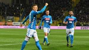 Zielinski Parma Napoli