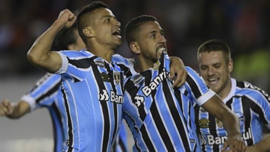 gol1 Michel River Plate Gremio Copa Libertadores 23102018