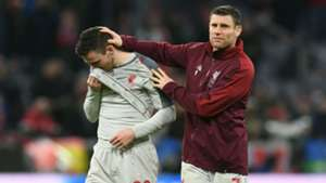 Robertson Milner Liverpool Bayern
