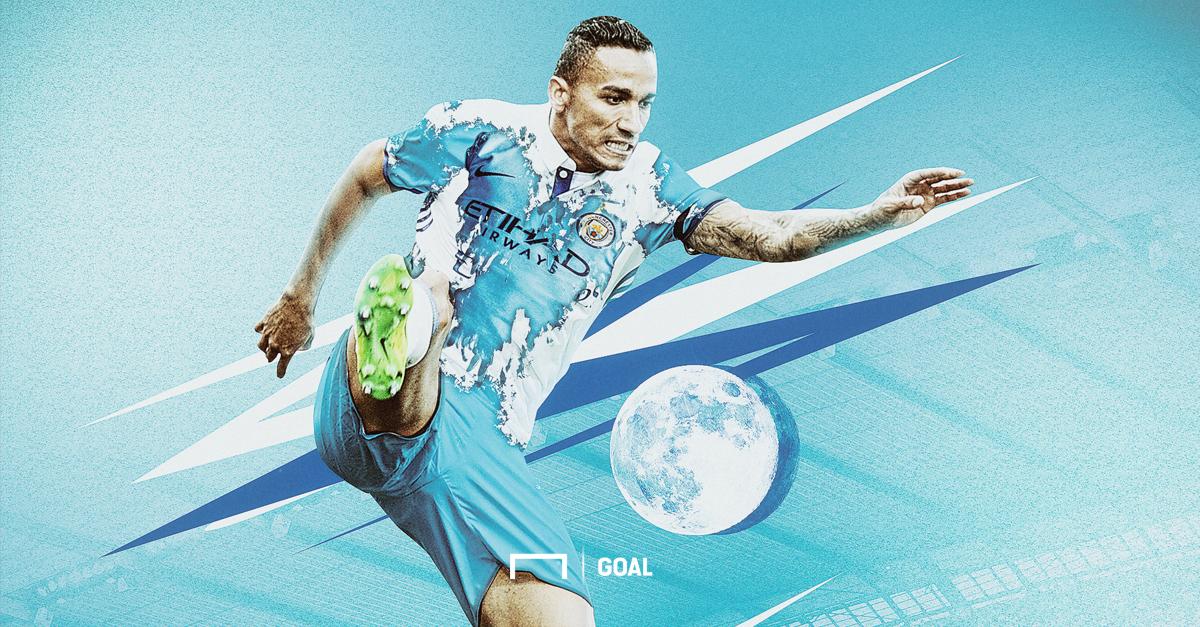 GFX Danilo Manchester City