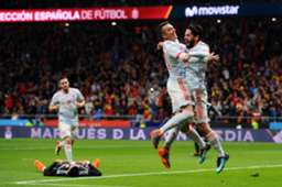 Argentina Spain