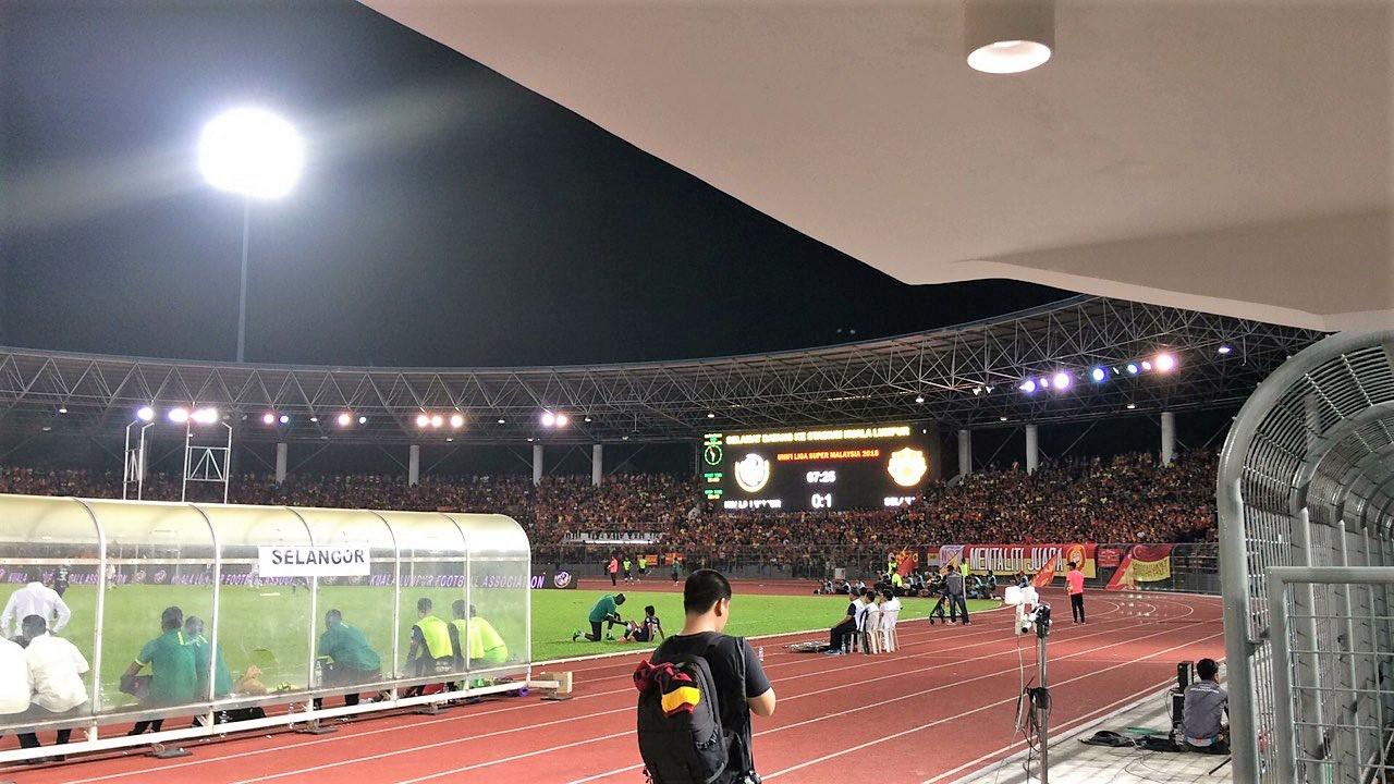 Kuala Lumpur Football Stadium, 04022018