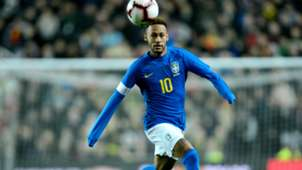 Neymar Brazil Cameroon Friendly 20112018