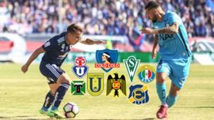 Chilenos en copas internacionales 2018
