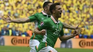 Wes Hoolahan Ireland Euro 2016