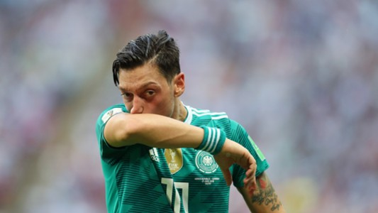 Mesut Ozil Germany 27062018
