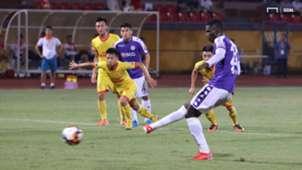 Pape Omar Faye Ha Noi vs Nam Dinh Round 22 V.League 2019