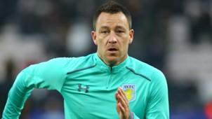 John Terry, Aston Villa
