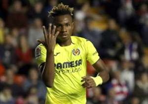 Samuel Chukwueze has been handed his maiden Nigeria call-up—joining the likes of Victor Osimhen and Kelechi Nwakali from the nation's U-17 World Cup-winning team of 2015—and marked his imminent Super Eagles debut with a first goal for Villarreal in the...