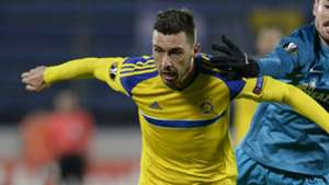 Haris Medunjanin Maccabi Tel Aviv Europa League