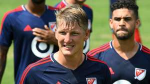 Bastian Schweinsteiger MLS All Stars