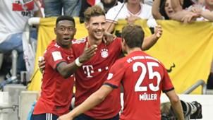 Leon Goretzka FC Bayern Bundesliga VFB Stuttgart 01092018