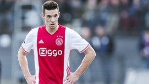 Nick Viergever, Ajax, Eredivisie, 03192017