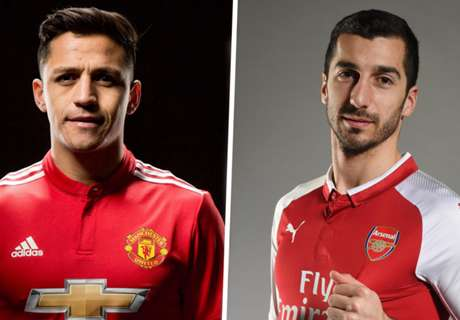 Alexis-Mkhitaryan: The worst swap deal in history?