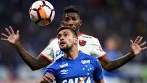 Arrascaeta Rodinei Cruzeiro Flamengo Copa Libertadores 29082018