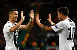 Dybala Ronaldo Juventus