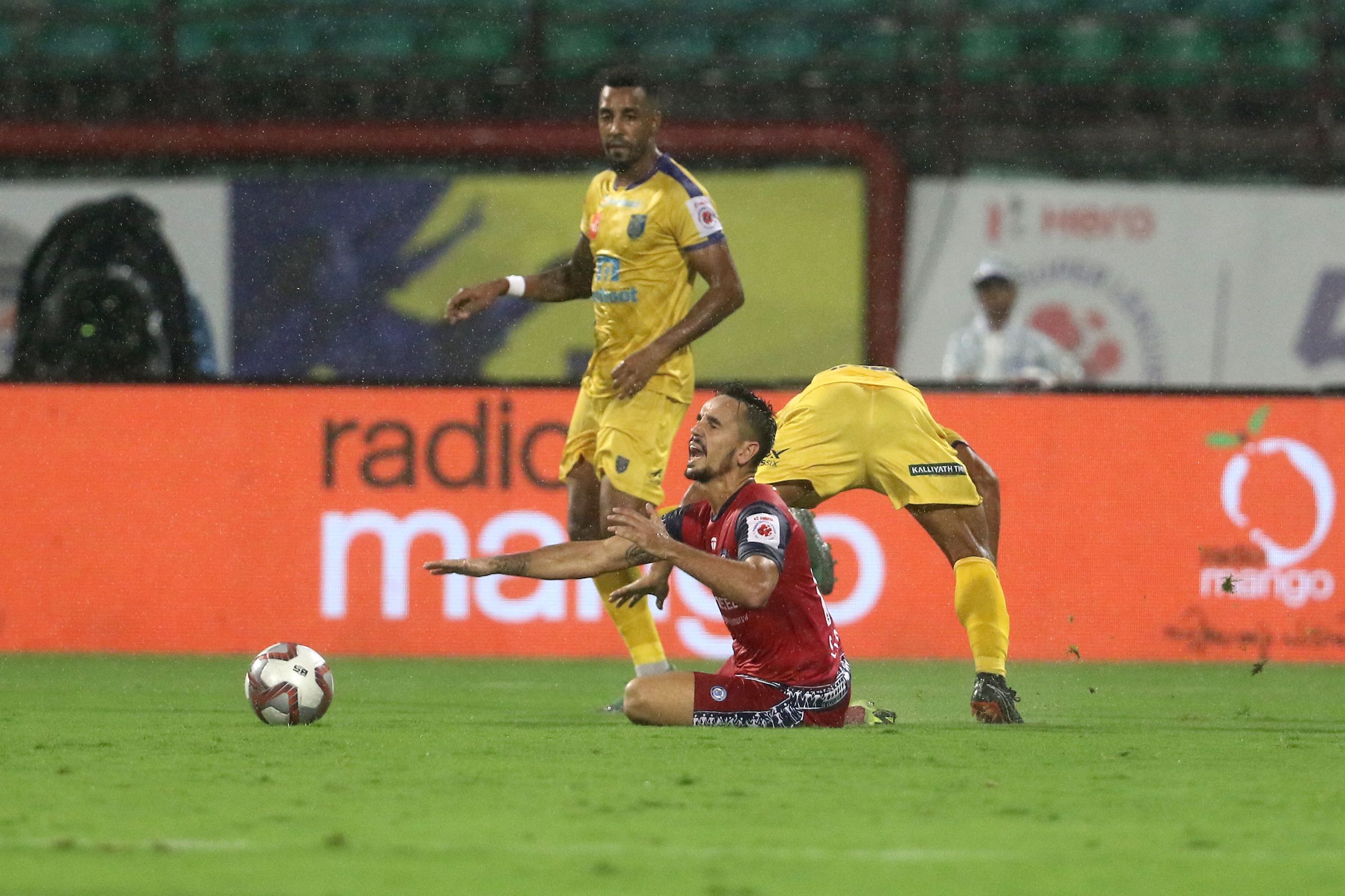 Carlos Calvo Jamshedpur FC