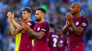Manchester City Kompany Stones Otamendi