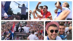 croatia celebration parade 16072018