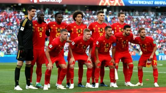 Belgien Spieler