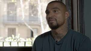 Kevin-Prince Boateng Interview DAZN Goal