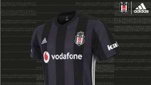 Besiktas away kit 2018-19