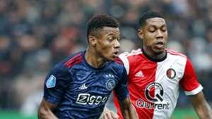 David Neres, Feyenoord - Ajax, Eredivisie 10222017